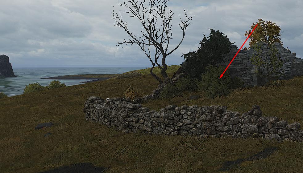 Forza Horizon 4 - All Treasures in Fortune Island Map Location - [9] - Ninth treasure - 0A2673B