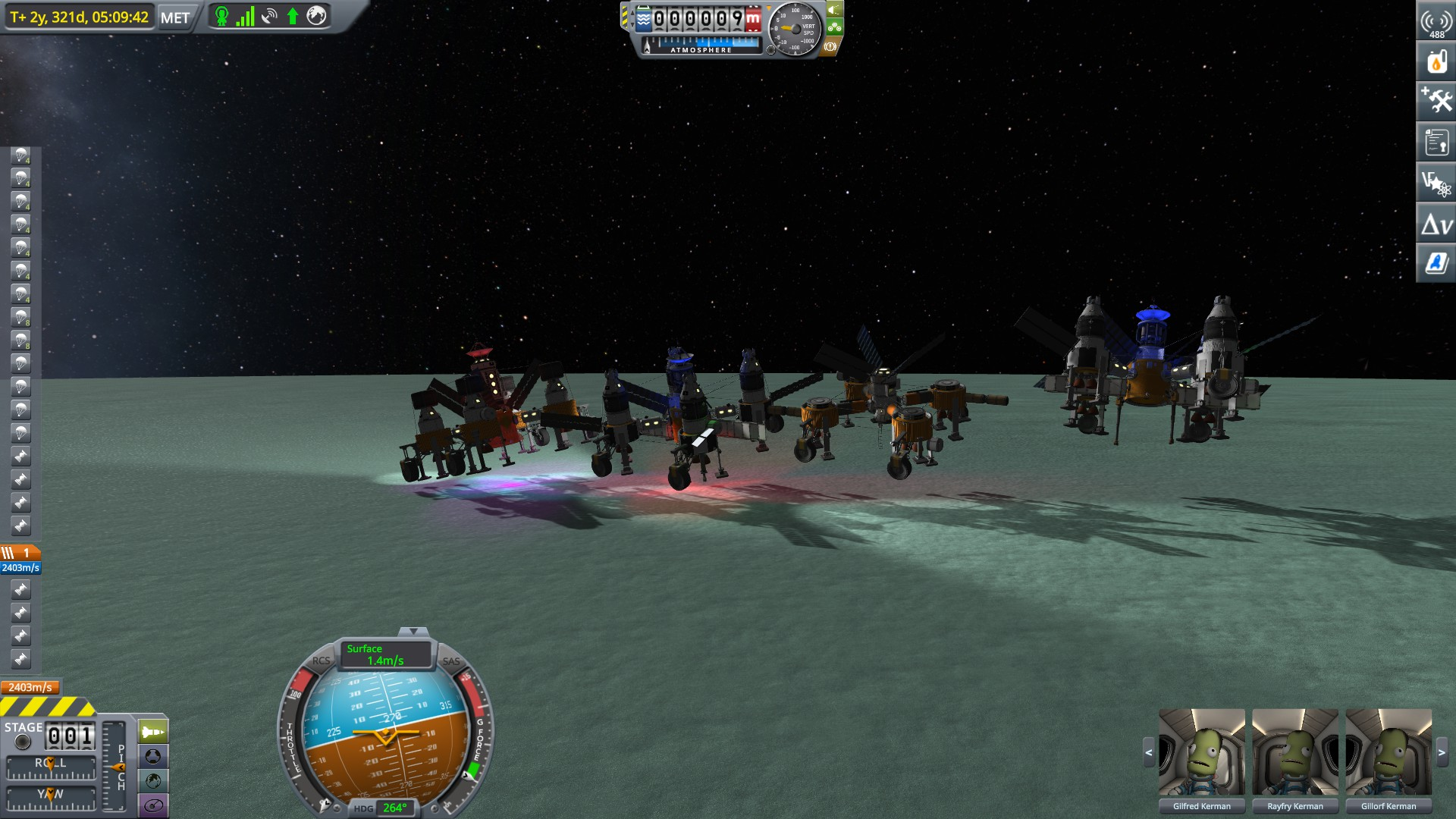 Kerbal Space Program - New Ground Clamp Uses Guide - Test - 90932BC