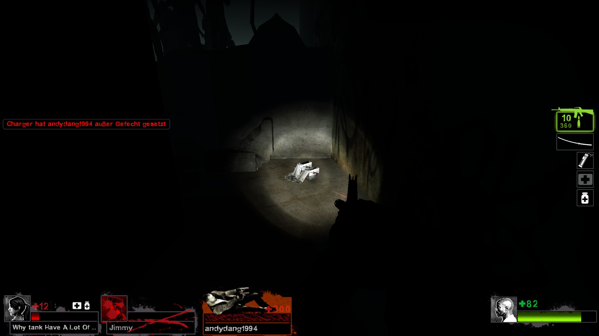 Left 4 Dead 2 - Detailed Guide for All Laser Sight Locations in Game - Map Guide - Potential spots, L4D1 maps - 715E31B