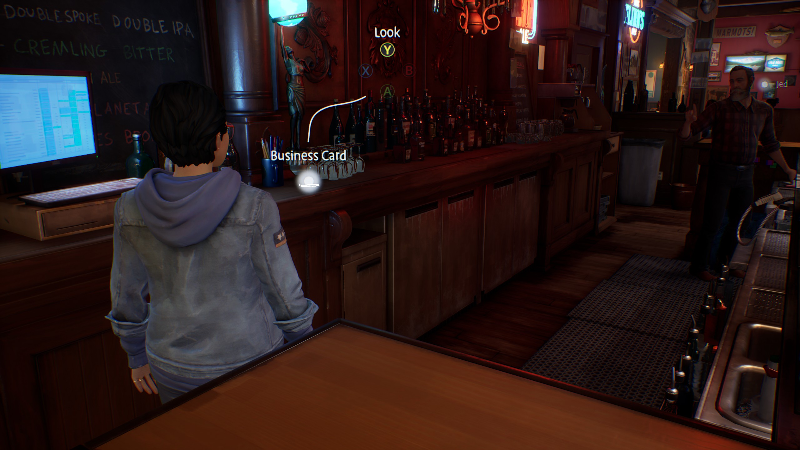 Life is Strange: True Colors - Obtaining Achievements from Chapter 1-3 WIP Guide - Chapter 1: A-Side - 04FB070