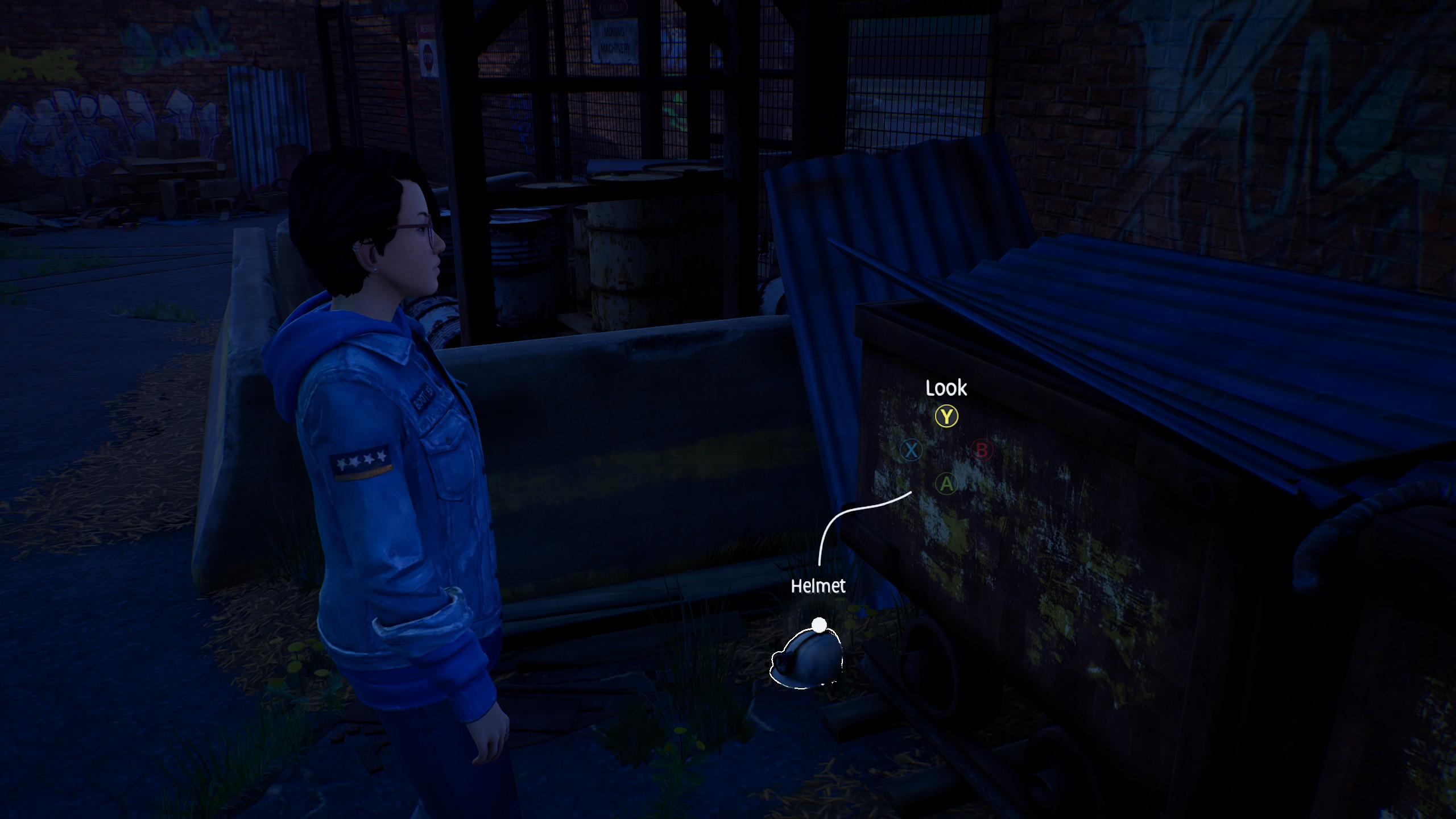 Life is Strange: True Colors - Obtaining Achievements from Chapter 1-3 WIP Guide - Chapter 1: A-Side - 0C8353A