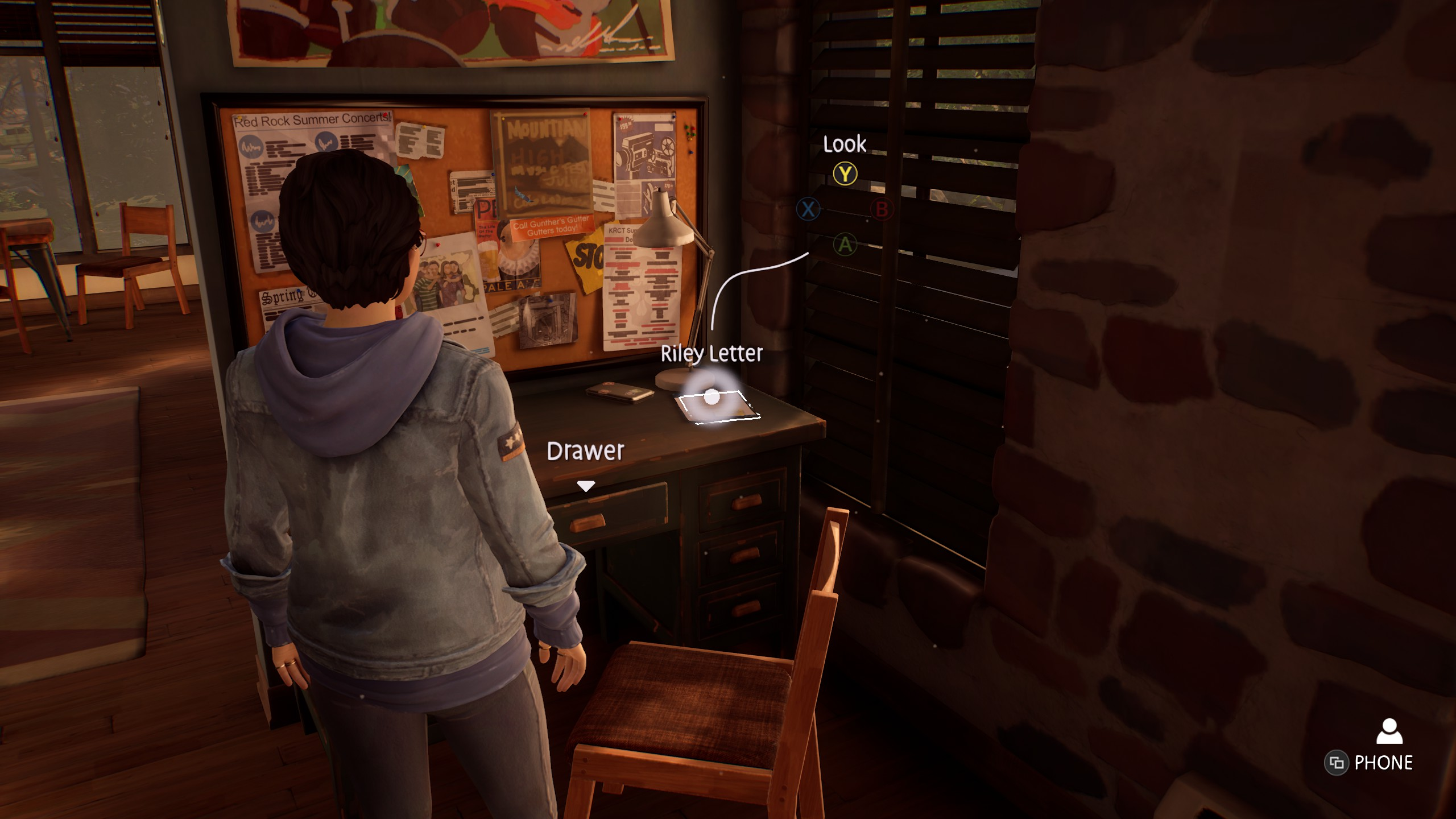 Life is Strange: True Colors - Obtaining Achievements from Chapter 1-3 WIP Guide - Chapter 1: A-Side - 9C04336