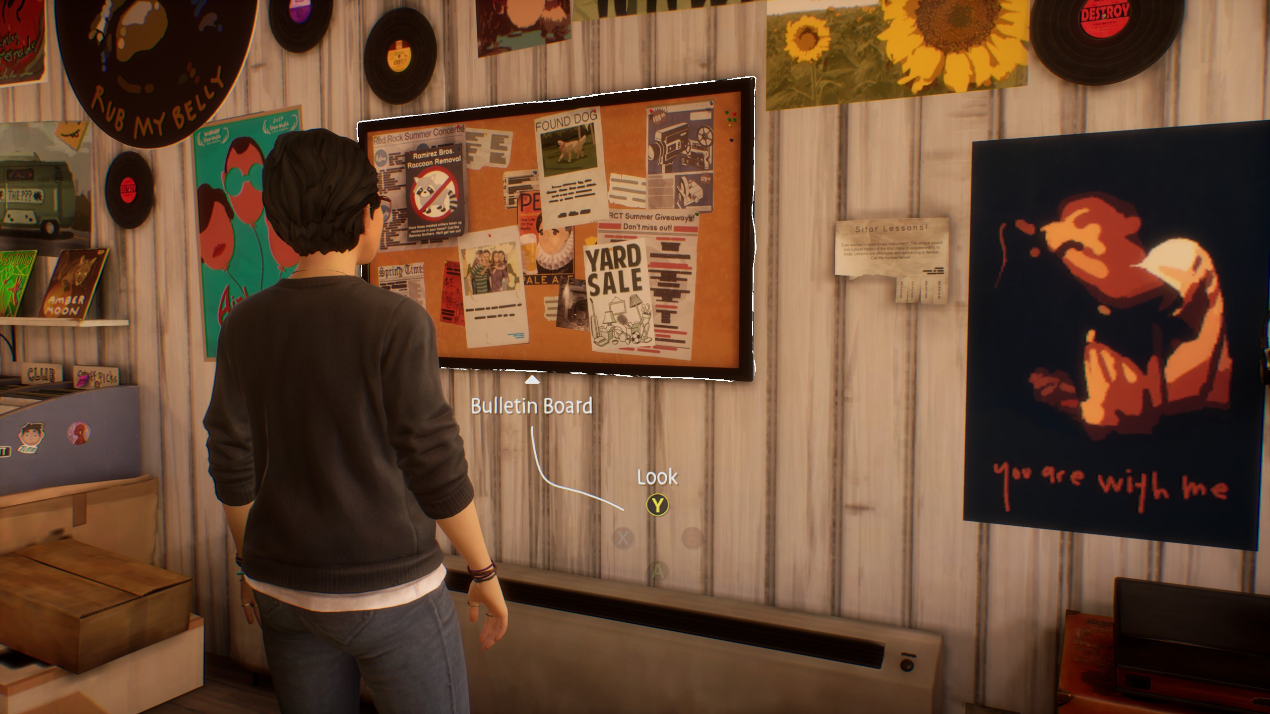 Life is Strange: True Colors - Obtaining Achievements from Chapter 1-3 WIP Guide - Chapter 2: Lanterns - 0F43ACF