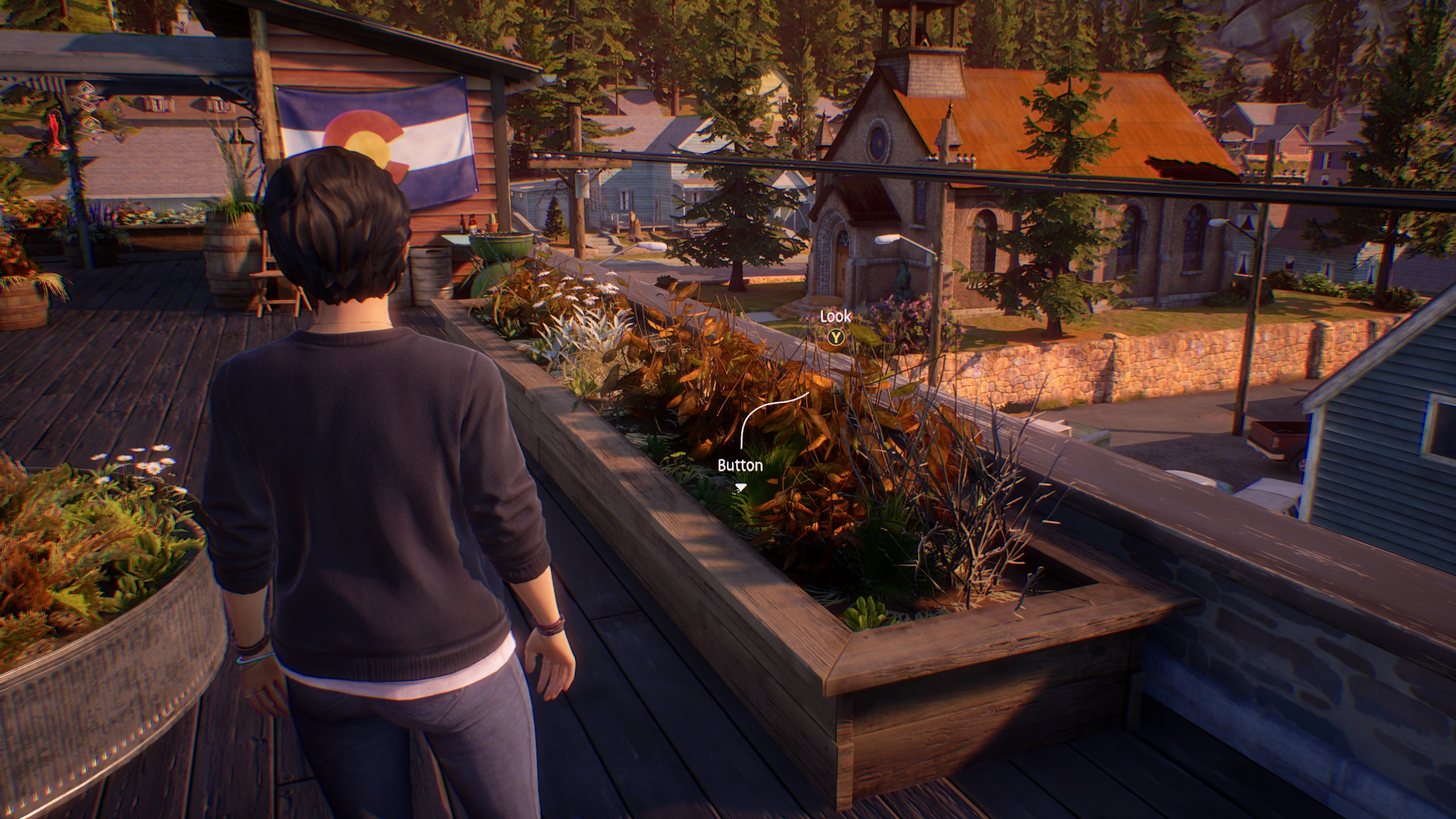 Life is Strange: True Colors - Obtaining Achievements from Chapter 1-3 WIP Guide - Chapter 2: Lanterns - 20DAD48