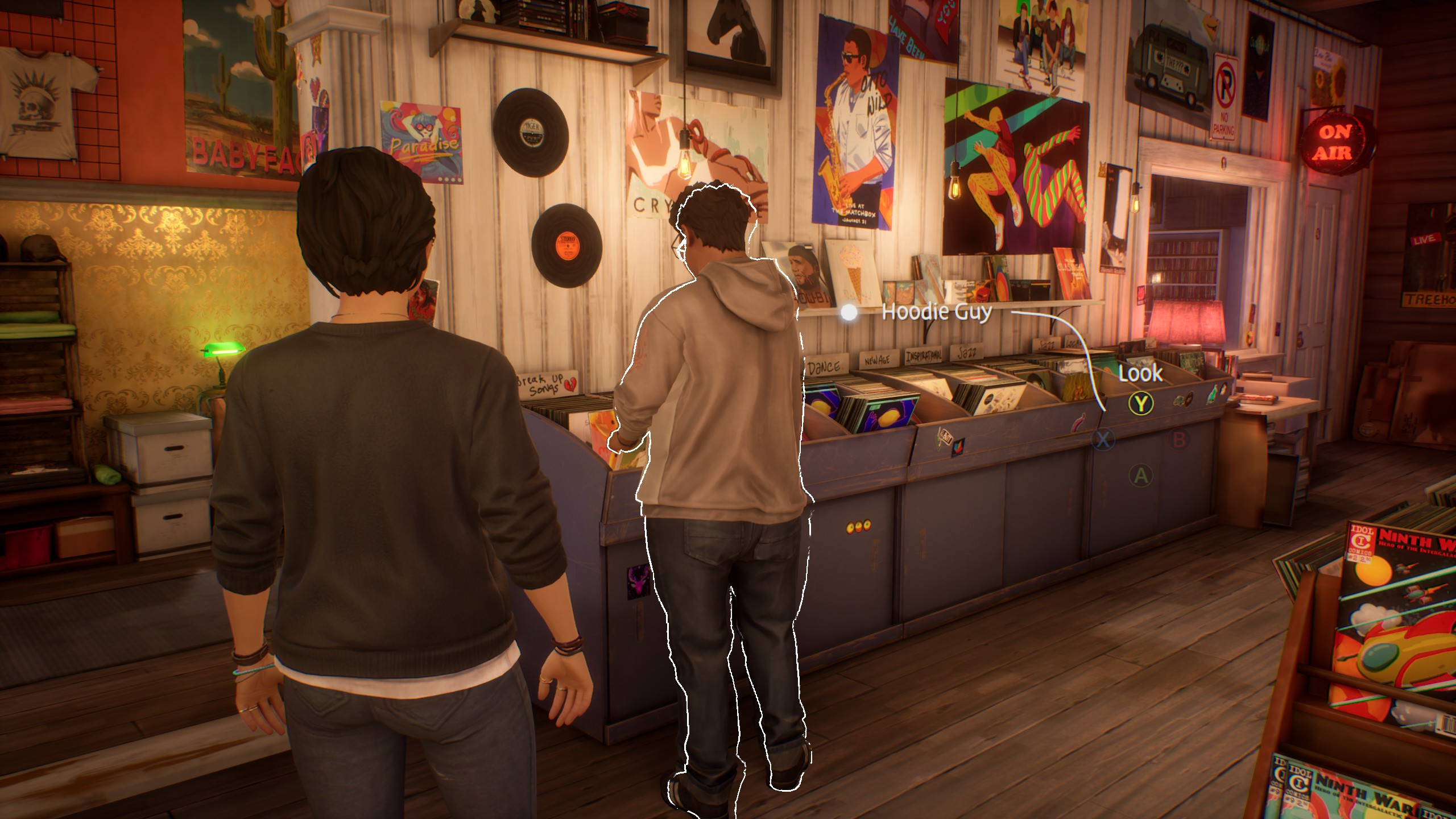 Life is Strange: True Colors - Obtaining Achievements from Chapter 1-3 WIP Guide - Chapter 2: Lanterns - 57A84CB