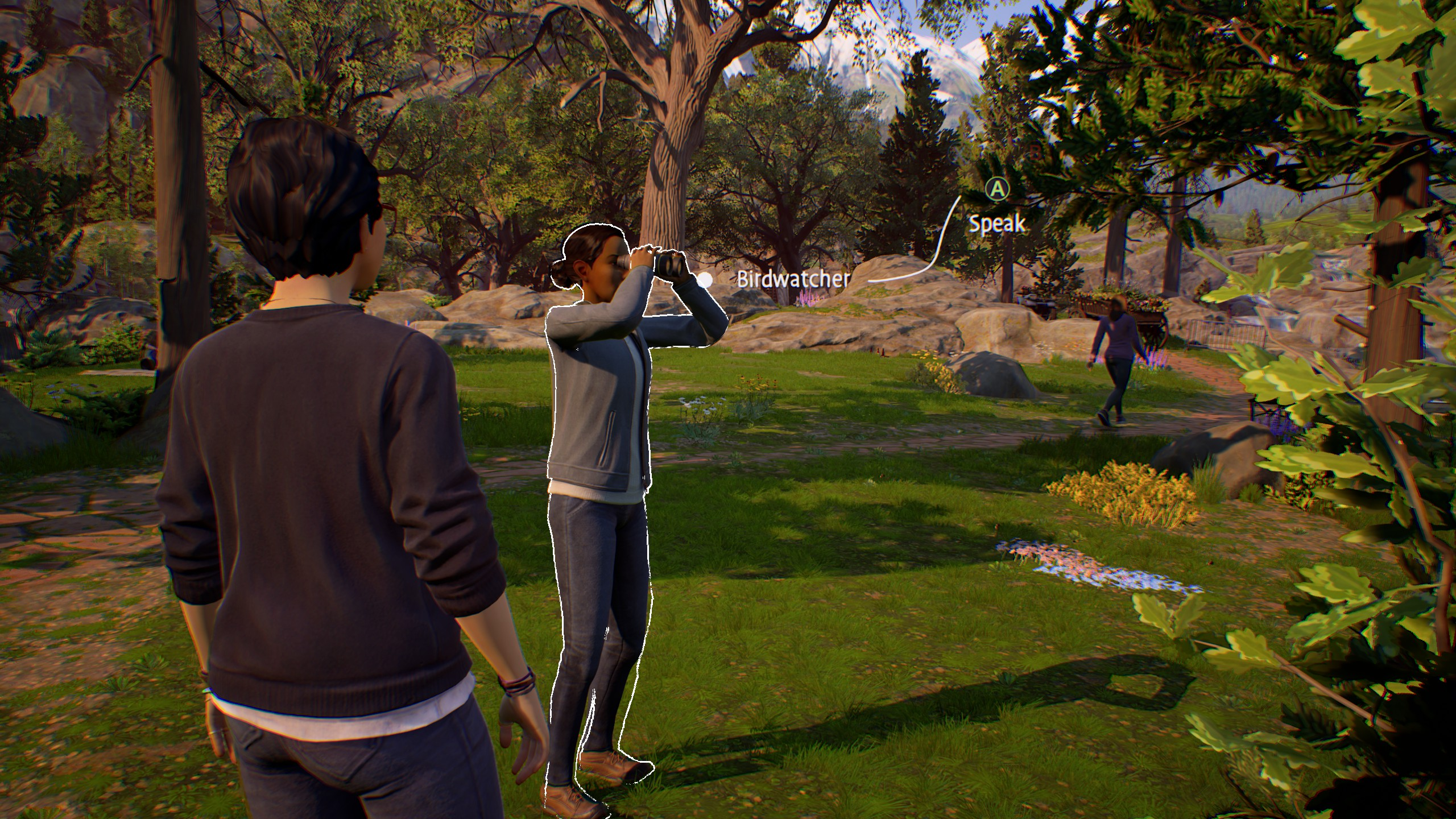Life is Strange: True Colors - Obtaining Achievements from Chapter 1-3 WIP Guide - Chapter 2: Lanterns - 840D0A7