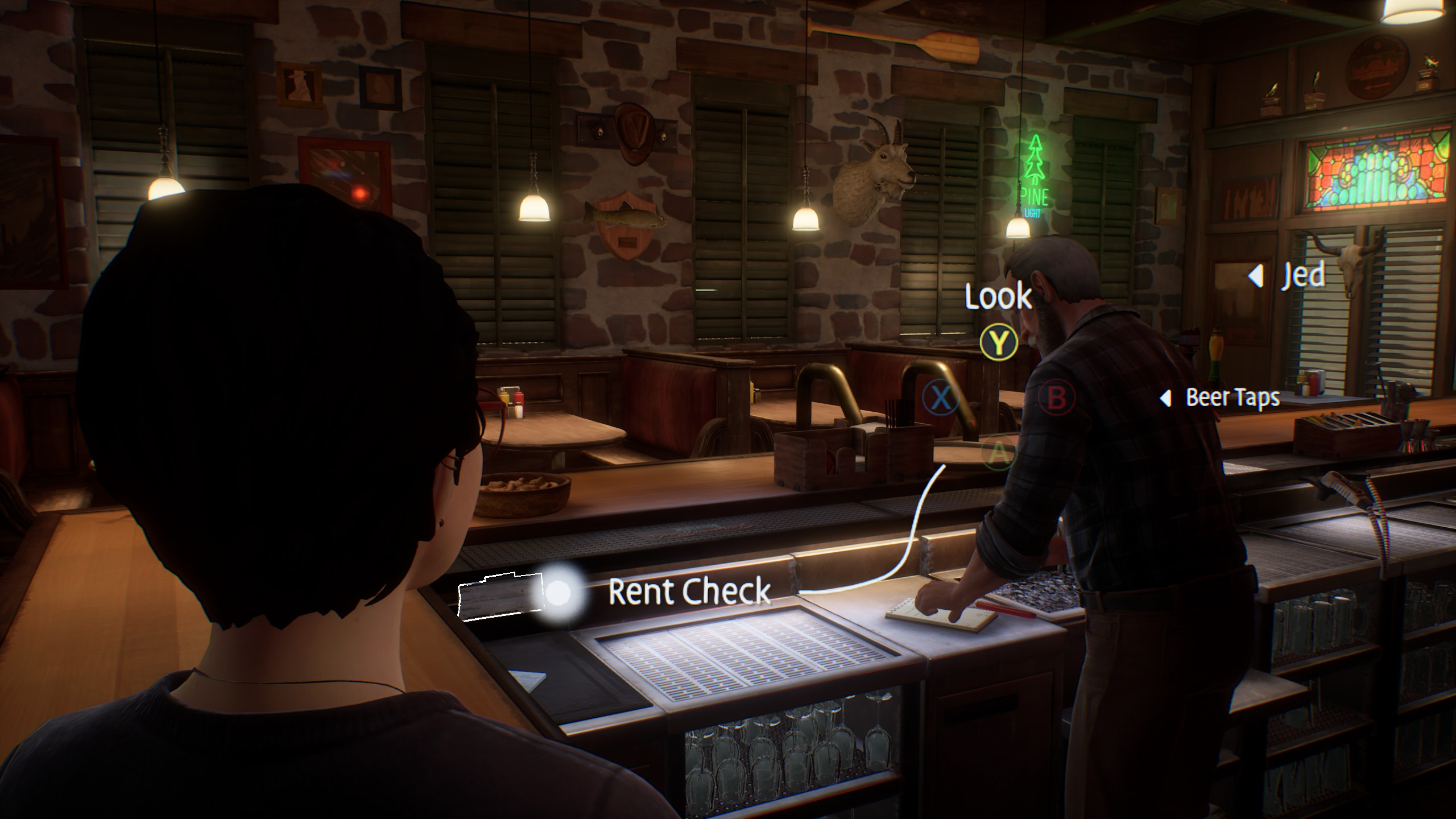 Life is Strange: True Colors - Obtaining Achievements from Chapter 1-3 WIP Guide - Chapter 2: Lanterns - BD1C19D