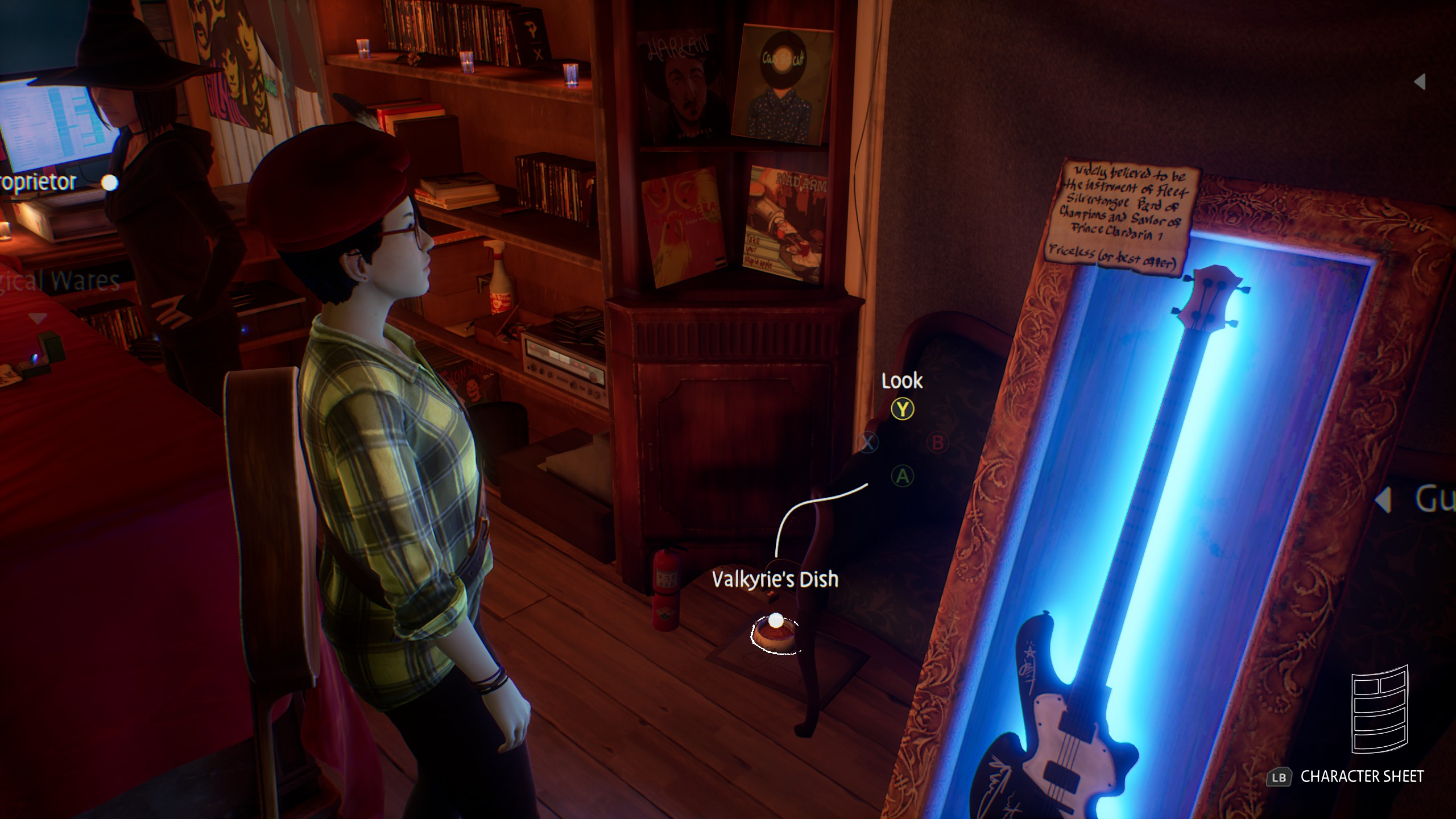Life is Strange: True Colors - Obtaining Achievements from Chapter 1-3 WIP Guide - Chapter 3: Monster or Mortal - 6FBEE7F