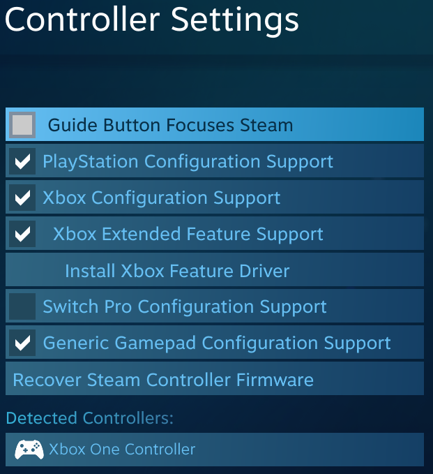 Marvel: Ultimate Alliance 2 - How to Fix XBOX Controller Tutorial - Step 1 - Big Picture Configuration (Just in case) - A75F1DD