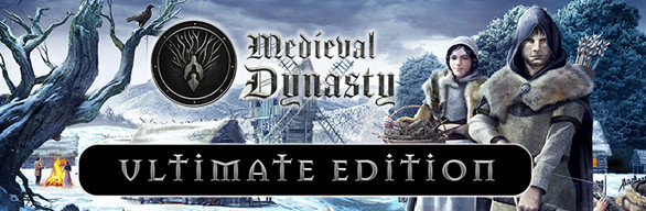 Medieval Dynasty - Official Guide for Beginners + Walkthrough - Medieval Dynasty - Official Guide Book - BE2C55B