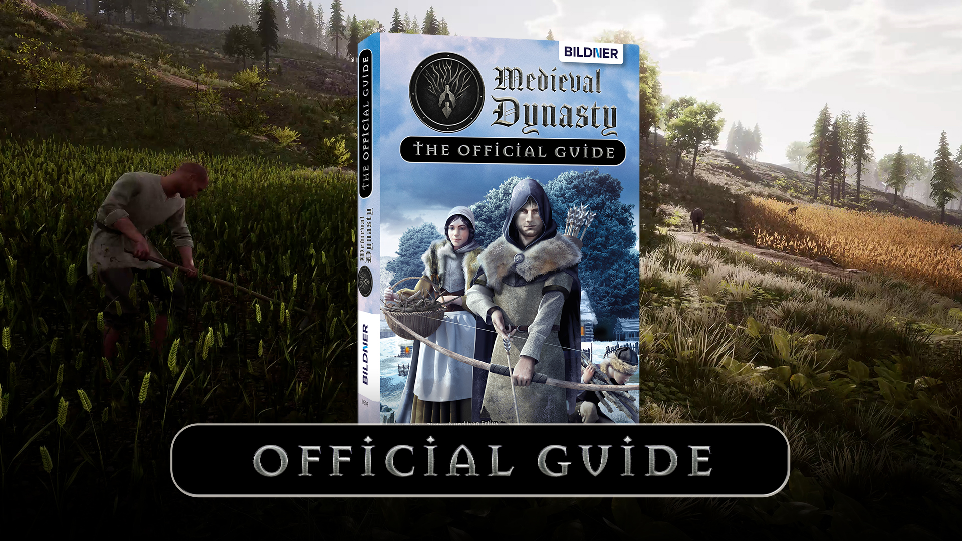 Medieval Dynasty - Official Guide for Beginners + Walkthrough - Medieval Dynasty - Official Guide Book - F8A8FC6