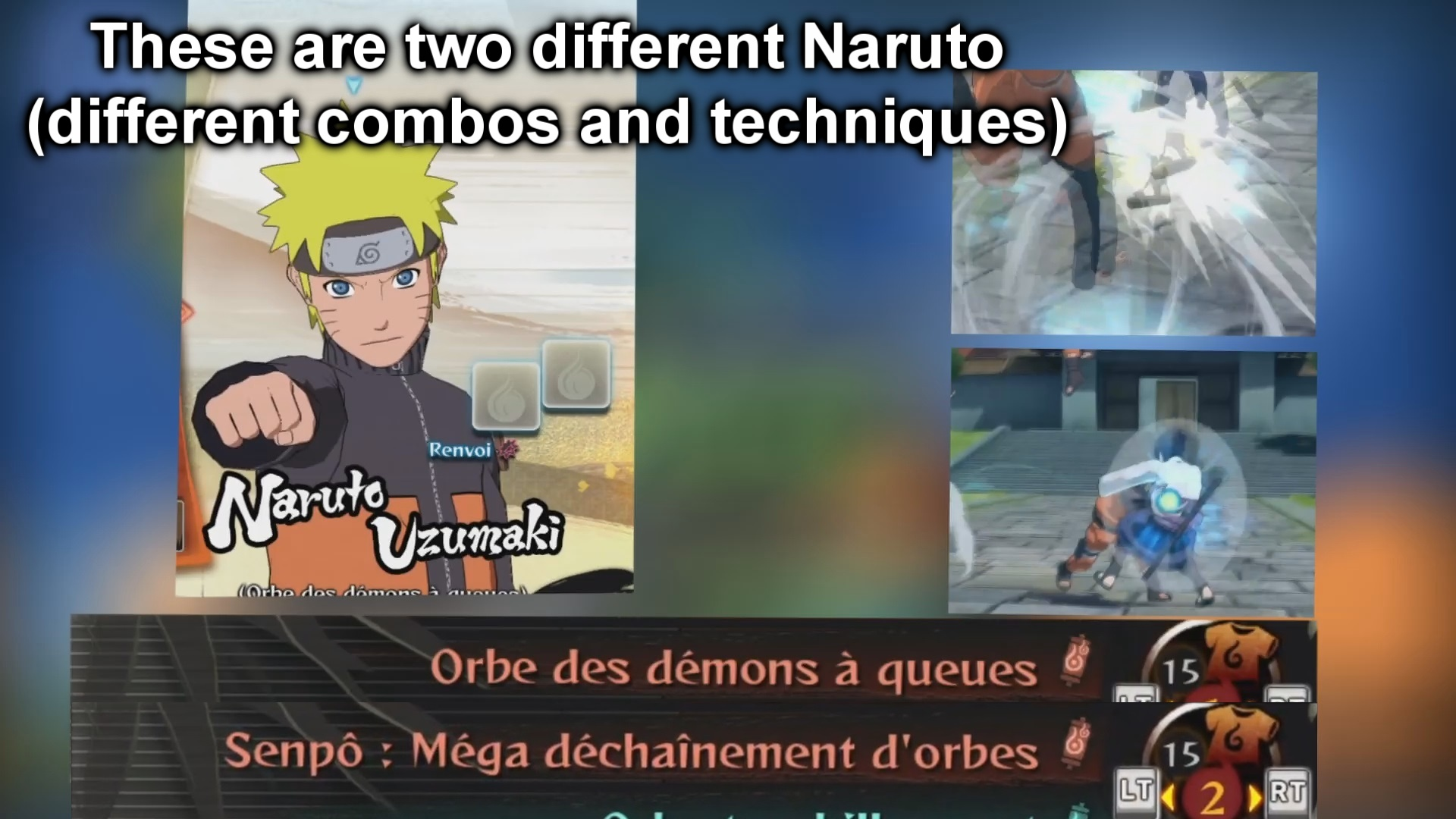 NARUTO SHIPPUDEN: Ultimate Ninja STORM 4 - Full Guide for New Players - Gameplay Tips - ▶️ Characters - 0AC271B