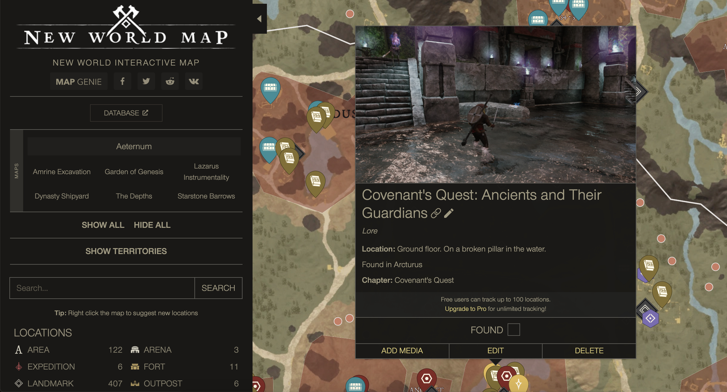 New World - Ultimate Guide + All Map - Lore - Resources - Expeditions + Walkthrough - Maps - 25A4D72