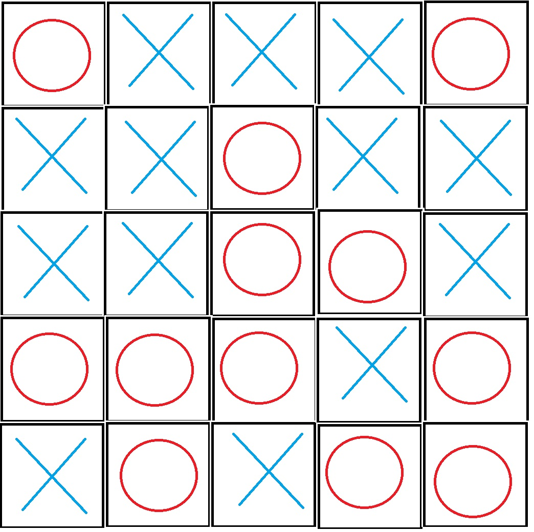 Pathfinder: Wrath of the Righteous - Puzzle Solution Tips for Enigma - Playthrough - Puzzle 1: Tic Tac Toe - C9EC98E