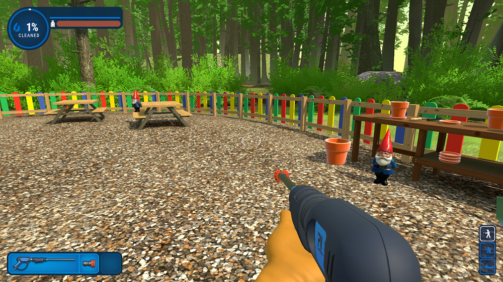 PowerWash Simulator - Where to Find All Gnome Locations Tips - Shoe House - 7525358