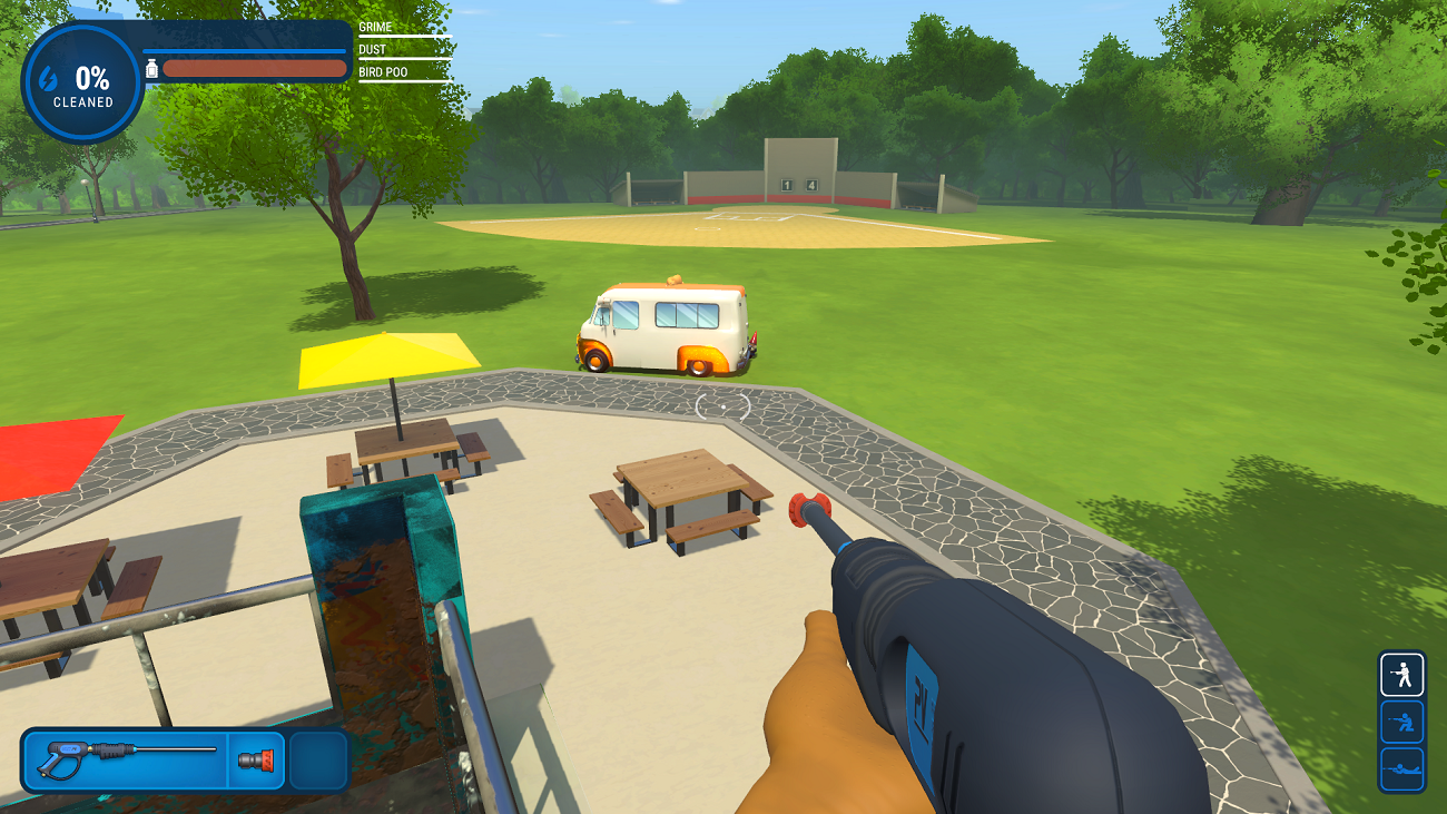 PowerWash Simulator - Where to Find All Gnome Locations Tips - Skatepark - 4C977E4