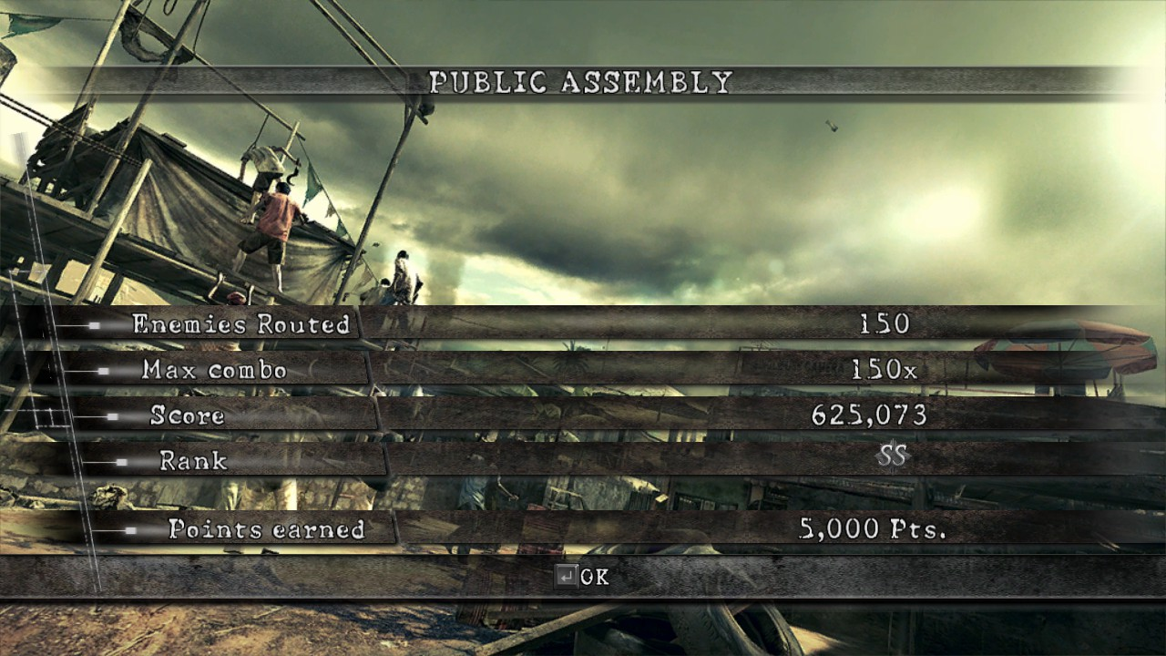 Resident Evil 5 - How to Play with 4 Players in Game Tutorial - Screenshot - 8036C84