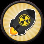 Roblox Alien Simulator - Shop Item 💥 Nuclear Missiles! (2x Damage)