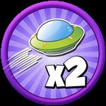Roblox Alien Simulator - Shop Item 💨 2x Speed