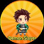 Roblox Anime Artifacts Simulator - Badge Unlock Demon Slayer