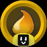 Roblox Bee Swarm Simulator - Badge 100 Million Honey