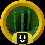 Roblox Bee Swarm Simulator - Badge Bamboo Ace