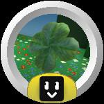 Roblox Bee Swarm Simulator - Badge Clover Hotshot