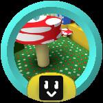 Roblox Bee Swarm Simulator - Badge Mushroom Master