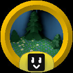 Roblox Bee Swarm Simulator - Badge Pine Tree Ace