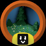 Roblox Bee Swarm Simulator - Badge Pine Tree Cadet