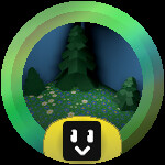 Roblox Bee Swarm Simulator - Badge Pine Tree Grandmaster