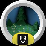 Roblox Bee Swarm Simulator - Badge Pine Tree Hotshot