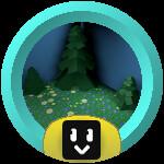Roblox Bee Swarm Simulator - Badge Pine Tree Master