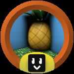Roblox Bee Swarm Simulator - Badge Pineapple Cadet