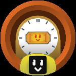 Roblox Bee Swarm Simulator - Badge Playtime Cadet