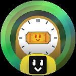 Roblox Bee Swarm Simulator - Badge Playtime Grandmaster
