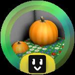 Roblox Bee Swarm Simulator - Badge Pumpkin Grandmaster