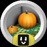 Roblox Bee Swarm Simulator - Badge Pumpkin Hotshot