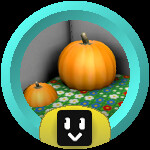 Roblox Bee Swarm Simulator - Badge Pumpkin Master