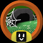 Roblox Bee Swarm Simulator - Badge Spider Cadet