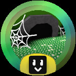Roblox Bee Swarm Simulator - Badge Spider Grandmaster