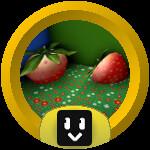 Roblox Bee Swarm Simulator - Badge Strawberry Ace