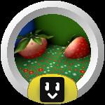 Roblox Bee Swarm Simulator - Badge Strawberry Hotshot
