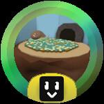 Roblox Bee Swarm Simulator - Badge Stump Grandmaster