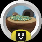 Roblox Bee Swarm Simulator - Badge Stump Hotshot