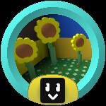 Roblox Bee Swarm Simulator - Badge Sunflower Master
