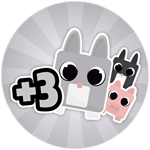 Roblox Champion Simulator - Shop Item + 3 Pets