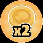 Roblox Champion Simulator - Shop Item x2 Coins