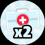 Roblox Champion Simulator - Shop Item x2 Health