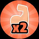 Roblox Champion Simulator - Shop Item x2 Strength